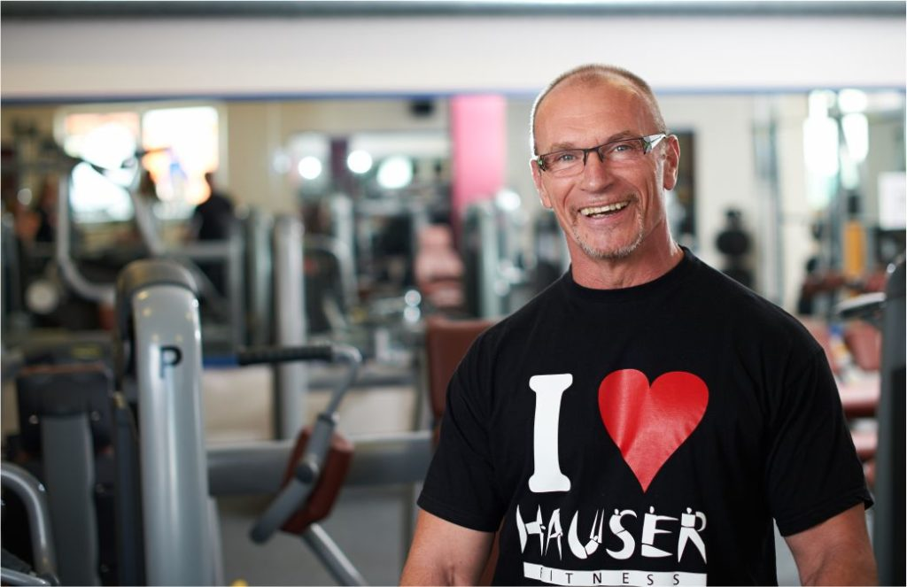 Inhaber Bernhard Hauser - Gym