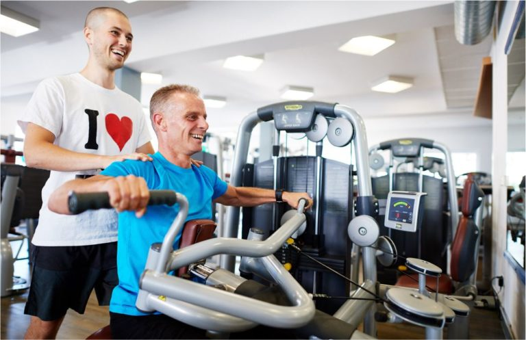 Classic Gym - Gerätetraining - Personaltraining - Krafttraining