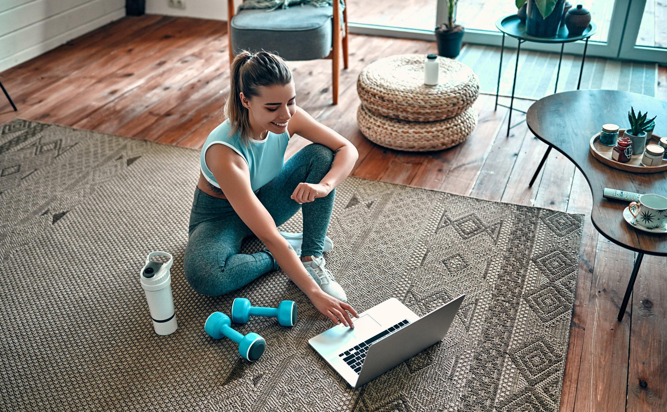 Digital - Home Workout - Training